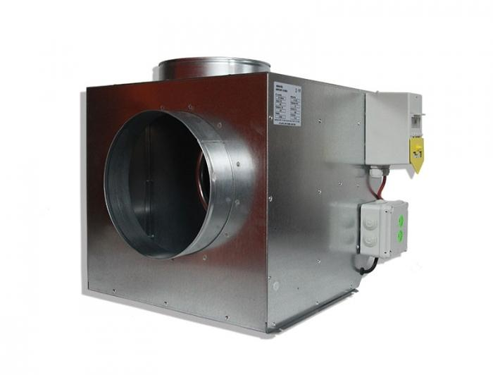 CAISSON EXTRACTION AIRVENT M902J