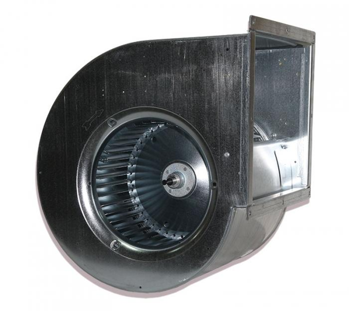 Ventilateur centrifuge DD 12/12.1100.6. 2V. BRIDE ET SUPPORT