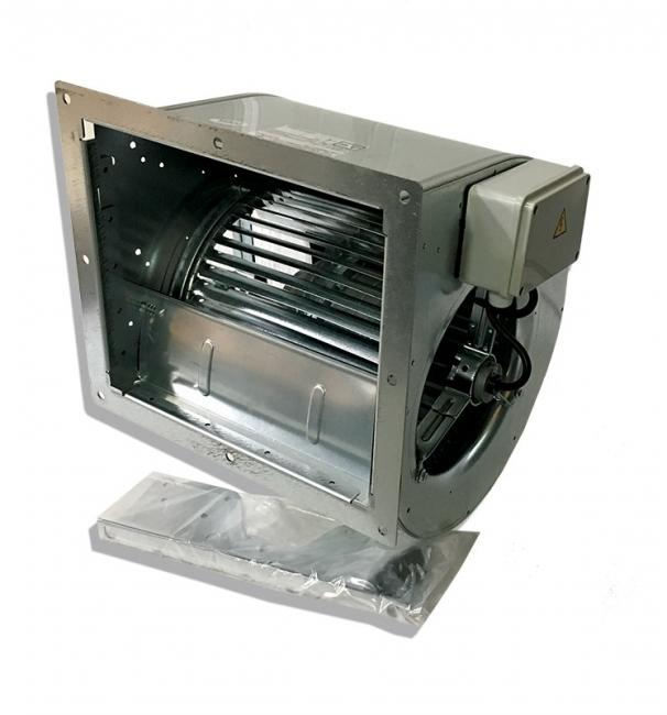 Ventilateur DDM 9/9.250.6.230V BRIDE ET SUPPORT
