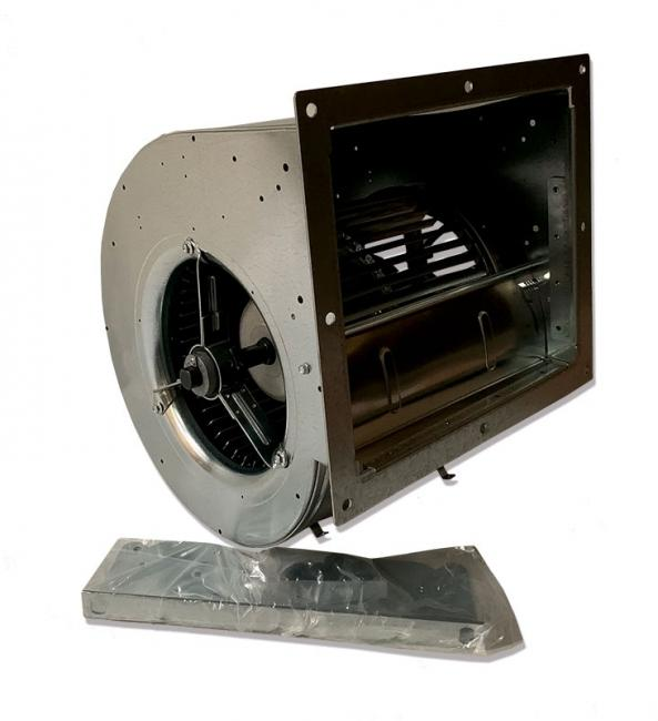 Ventilateur DDM 9/9.350.4  BRIDE ET SUPPORT