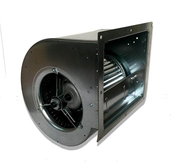 Ventilateur DDM 9/9.550.4. BRIDE ET SUPPORT